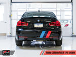 AWE PERFORMANCE MID PIPE - F22 M235i