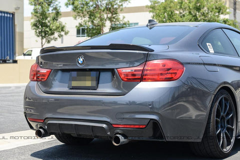 BMW F32 4 Series CS Carbon Fiber Trunk Spoiler
