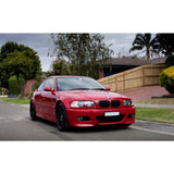 BMW E46 M3 OEM STYLE REPLACEMENT FRONT BUMPER