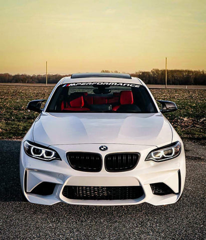 BMW F22 2-SERIES M2 STYLE FRONT BUMPER