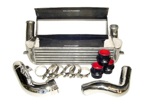 EVOLUTION RACEWERKS N54 / N55 COMPETITION SERIES FRONT MOUNT INTERCOOLER (FMIC) KIT - E8X 1-SERIES | E9X 3-SERIES