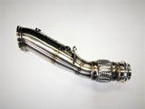 "EVOLUTION RACEWERKS B46 COMPETITION SERIES 4"" CATLESS DOWNPIPE - F2X 230i 