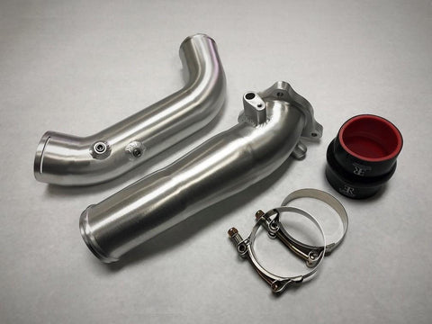 EVOLUTION RACEWERKS B46 / B48 CHARGE PIPE UPGRADE KIT - F2X 220i, 230i | F3X 330i, 330e, 420i, 430i | G3X 530i