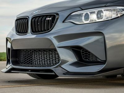 F87 M2 M2C PERFORMANCE CARBON FIBER FRONT LIP