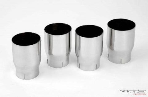 VRSF 90mm STAINLESS STEEL EXHAUST TIPS - F8X M3, M4 | M2 COMPETITION
