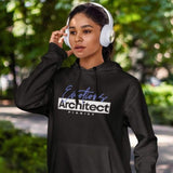 Pianist 'Emotions Architect' Unisex Hoodie by Ryan Koriya