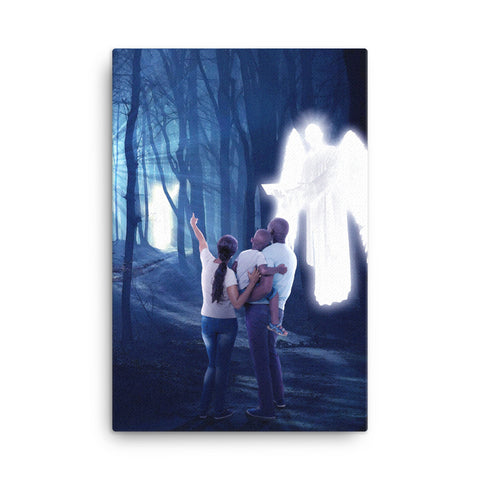 Derwin G - Guardian 4 - Canvas 24x36