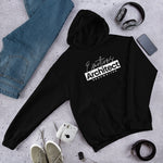 Songwriter Silver 'Emotions Architect' Unisex Hoodie by Ryan Koriya