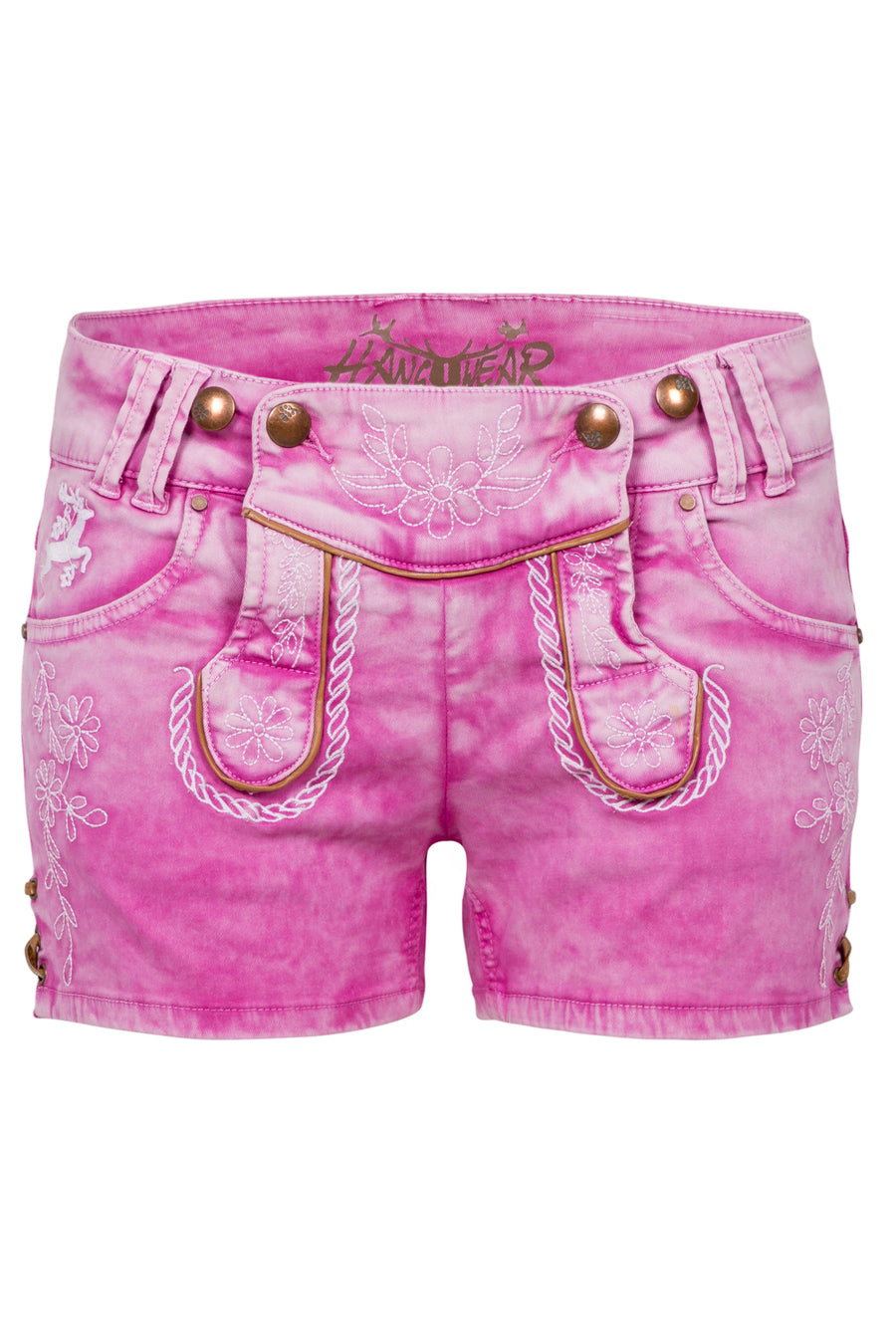 Modell: COLOR SHORT DAMEN OVERSIZE