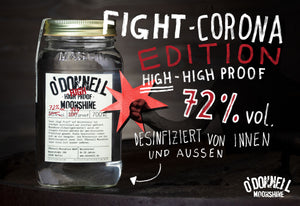 High High Proof (72% vol.) – limitiert