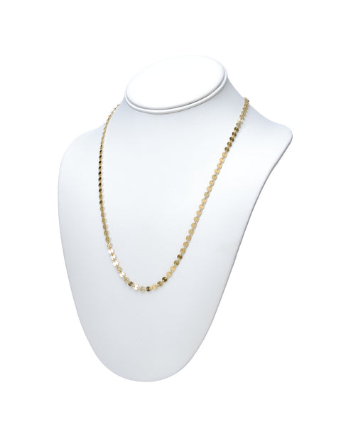 Mykonos Long Layer Necklace