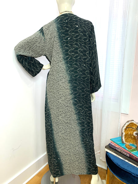 Long one of a kind Sari Silk #2