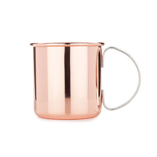 Moscow Mug Copper Cocktail Mug by True - Thewisecopper