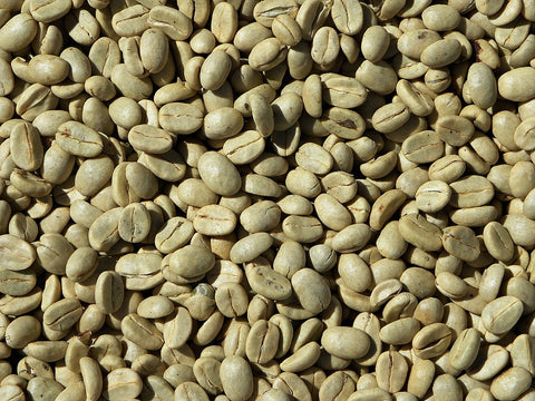 30 Day Course Unprocessed 100% Natural Green Coffee Beans Arabica