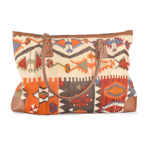 The Travellers Kilim Handbag/Weekend Bag | 1302