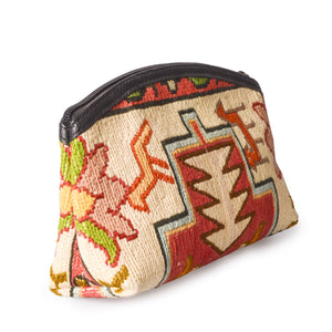 Embroidered Kilim Purse | 1304