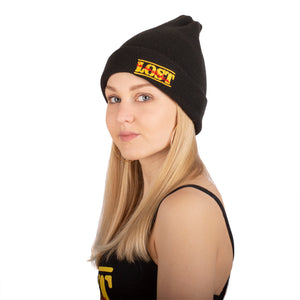 Lost in Amsterdam Knit Beanie