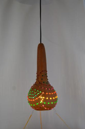 Pumpkin Lamp - Colours