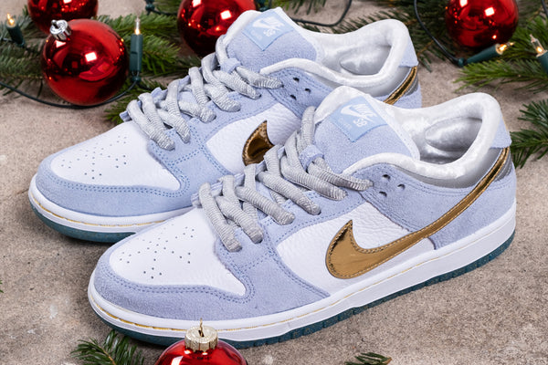 Nike SB Sean Cliver Holiday Dunk Low