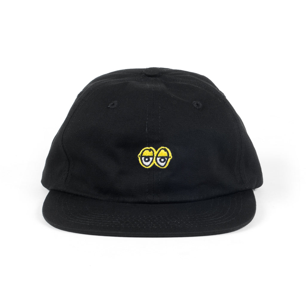 Krooked Cap  - Eyes - black