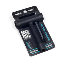 Load image into Gallery viewer, Modus - Service Tool - black (unbreakable - 100% steel)
