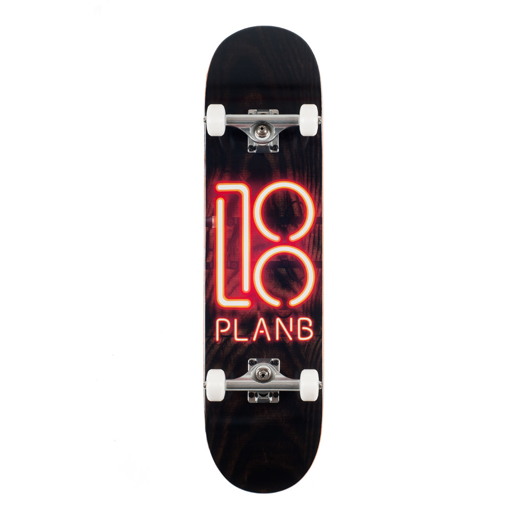 Plan B  Complete - Neon Sign - 8.0