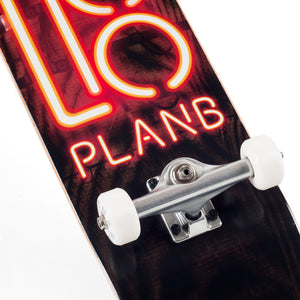 Plan B  Complete - Neon Sign - 8.0""
