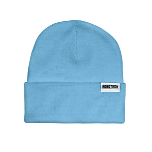 Robotron Beanie - Jock - light blue