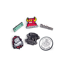 Load image into Gallery viewer, Robotron Enamel Pins
