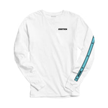 Load image into Gallery viewer, Robotron Longsleeve - Rail white