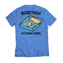 Load image into Gallery viewer, Robotron T-Shirt - Flat Earth royal