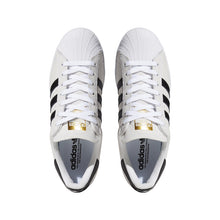 Load image into Gallery viewer, Adidas - Superstar ADV - white/black/gold