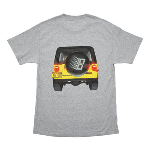 Bronze 56K - T-Shirt - Jeep - heather grey