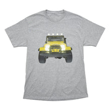Load image into Gallery viewer, Bronze 56K - T-Shirt - Jeep - heather grey