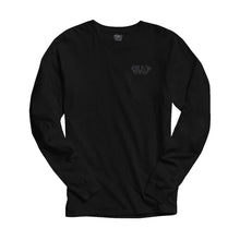Load image into Gallery viewer, Pivot x 58 Lines - Longsleeve - Reaper - black