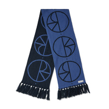Load image into Gallery viewer, Polar - Stroke Logo Scarf - blue