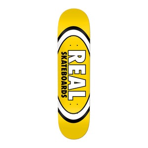 Real - Classic Oval - 8.06""