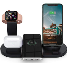 Load image into Gallery viewer, All-In-One Wireless Charging Dock Station