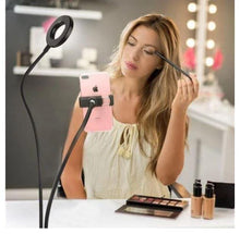 Load image into Gallery viewer, Professional Portable LED Light with Phone Holder™