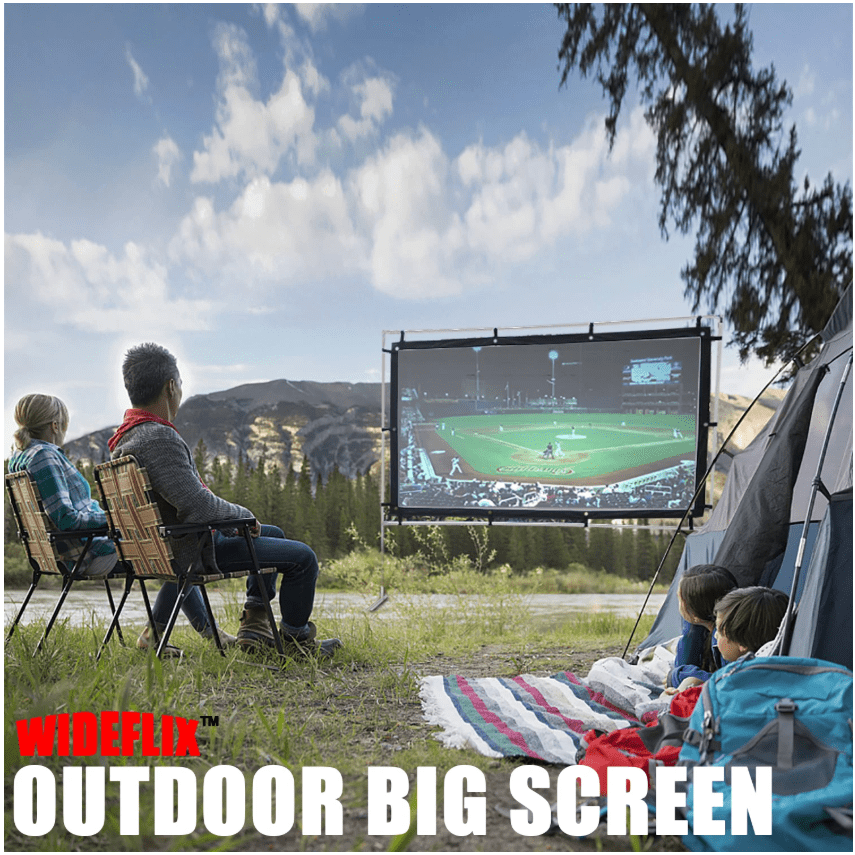 WIDEFLIX OUTDOOR GIANT SCREEN