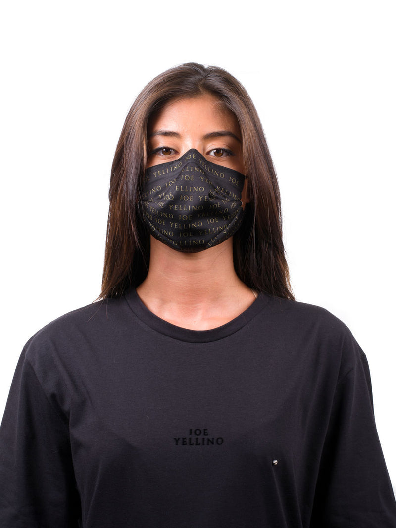 PROTECTIVE BLACK MASKS (5 PACK)