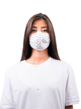 PROTECTIVE WHITE MASKS (5 PACK)