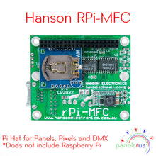 Load image into Gallery viewer, Hanson RPI-MFC Board - for Raspberry Pi