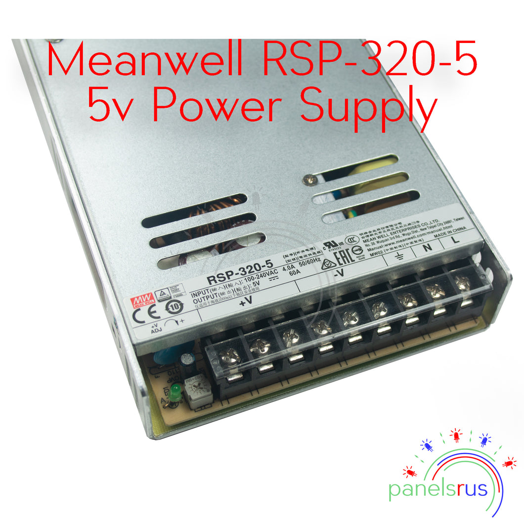 Meanwell RSP-320 Regulated Power Supply