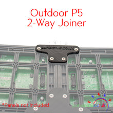 Load image into Gallery viewer, Outdoor P5 2 Panel Joiner