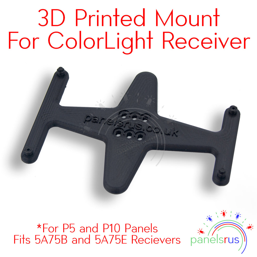 Indoor P5 Colorlight Mount