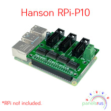 Load image into Gallery viewer, Hanson RPI-P10 Board - for Raspberry Pi
