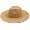 Floppy Willow Straw Hat