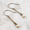 Janis Pearl Drop Earrings
