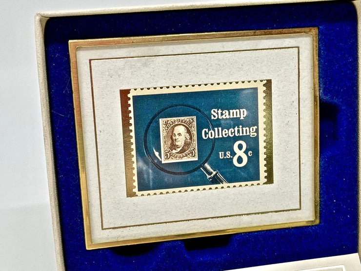 GENUINE HANFORD HEIRLOOM LIMTED EDITION STAMP